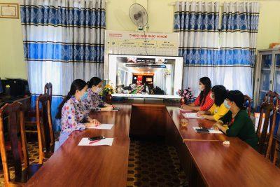 Hội nghị triển khai nhiệm vụ giáo dục mầm non năm học 2021 – 2022